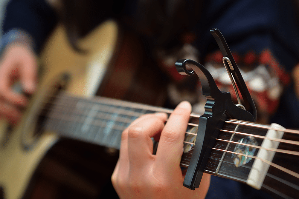 guitar terms - capo