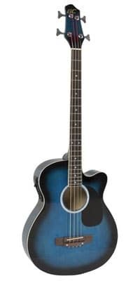 Best Choice Products 22-Fret Full Size Acoustic Electric Bass Guitar