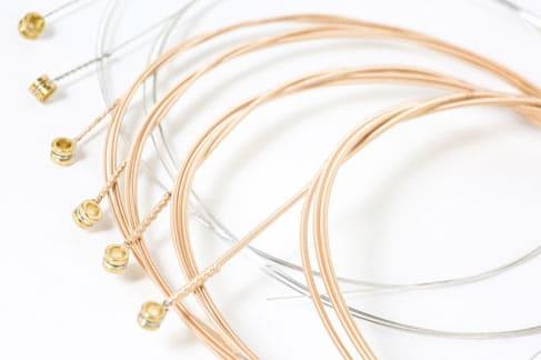 steel strings