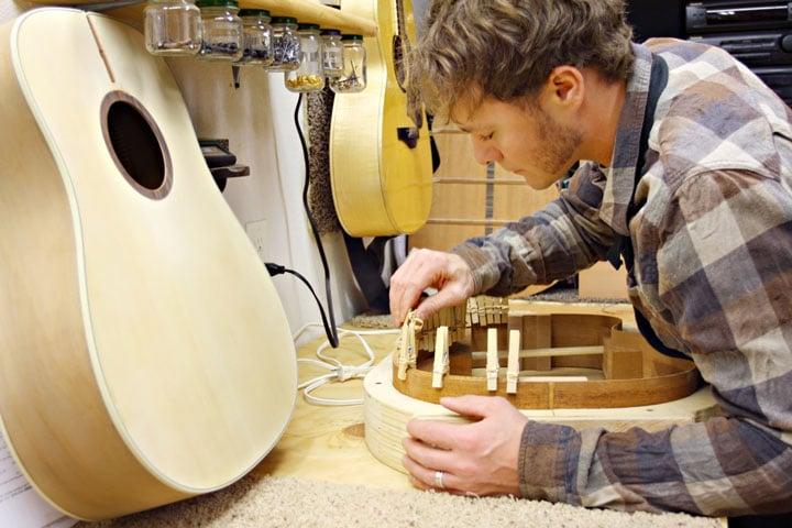 guitar woodworks
