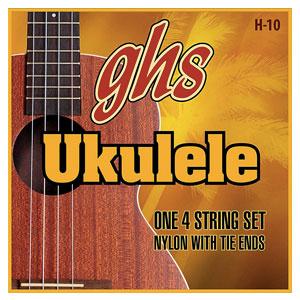 GHS H10 Hawaiian Ukulele Strings