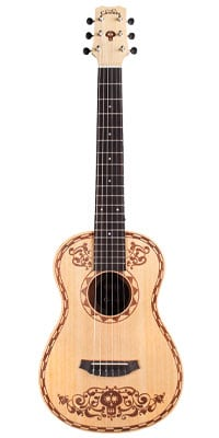 Cordoba Mini Guitar (Coco) - Acoustic Guitar for Kids