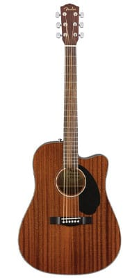 Fender CD60SCE Acoustic-Electric Guitar