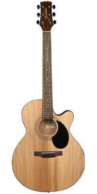 Jasmine S34C - budget acoustic guitar