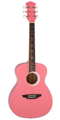 Luna Aurora Borealis - Acoustic Guitar for Kids