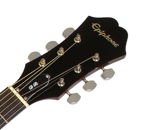 Epiphone DR-100 Headstock
