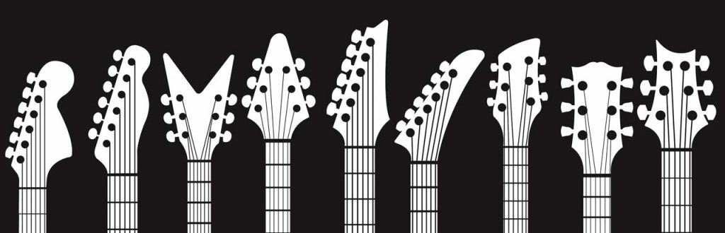 guitar head designs
