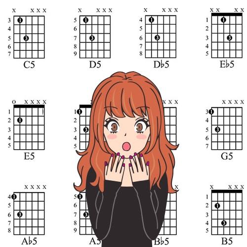 basic power chords