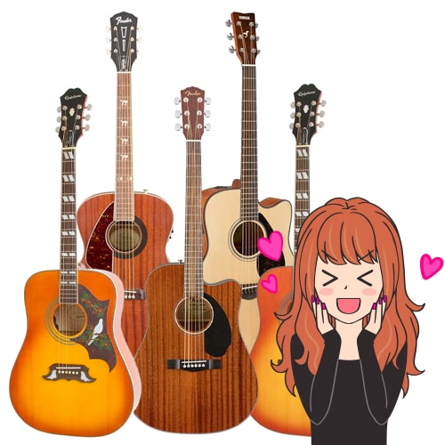 best acoustic-electric guitar reviews