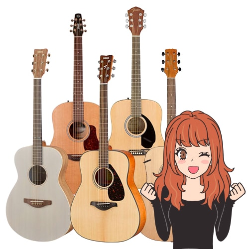 best acoustic guitar for beginners