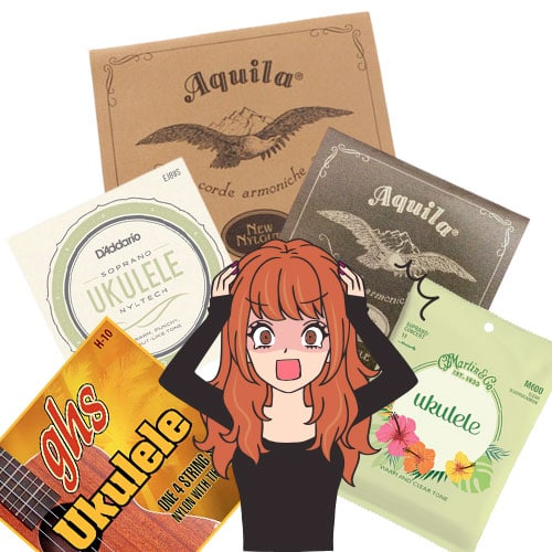 best ukulele strings review