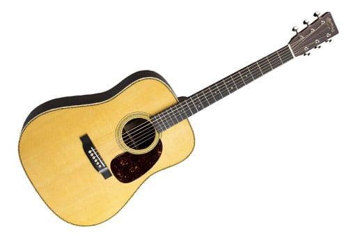 martin hd28 guitar